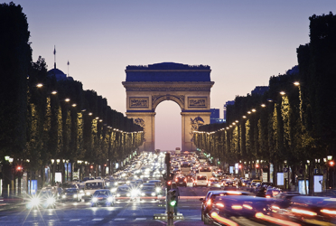 Fully Escorted Day Trip to Paris with Eurostar, luxury Paris coach tour and River Seine Cruise